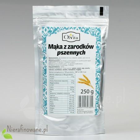 Mąka z zarodków pszennych, Ol'Vita 250 g