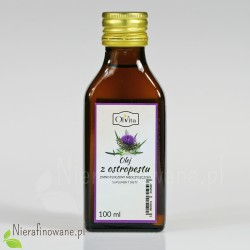 Olej z ostropestu - suplement diety Ol'Vita - 100 ml