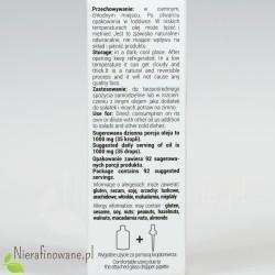 Olej z nasion kozieradki Ol'Vita - zastosowanie