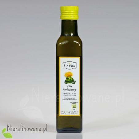 Olej Krokoszowy z Krokosza Barwierskiego - 250 ml