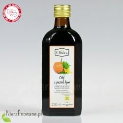 Olej z pestek dyni zimnotłoczony, nieoczyszczony - Ol'Vita - 250 ml